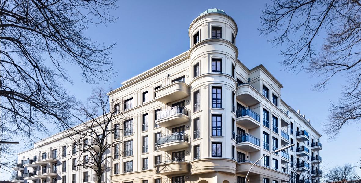 März 2019 – Wohn- und Geschäftshaus Maybachufer in Berlin wird fertiggestellt